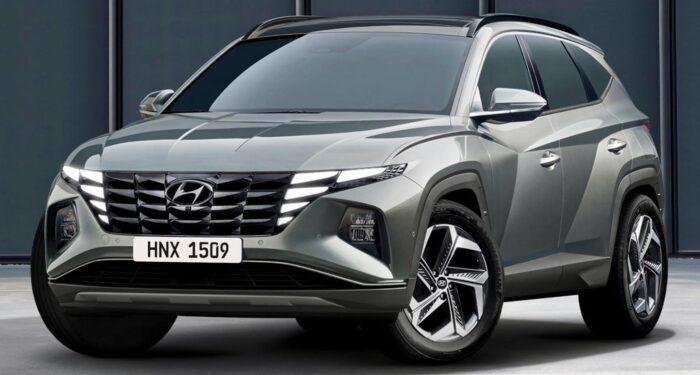 سيارة هيونداي توسان 2021