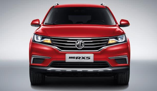تقييم شامل سيارة Mg Rx5 2021 – مواصفات وسعر ومميزات وعيوب