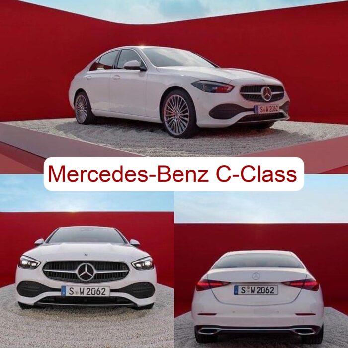 Mercedes Class C 2022 1