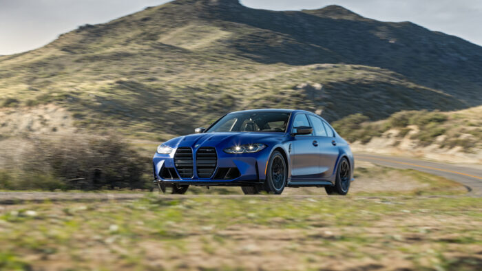 2021 BMW M3 Competition 64