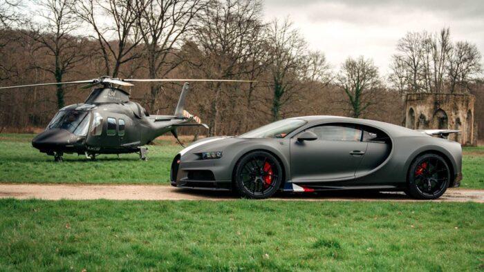 bugatti chiron sport and pur sport paris test drive 2