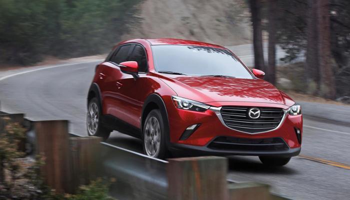 سعر ومواصفات سيارات مازدا Mazda CX3 2021 الجديدة