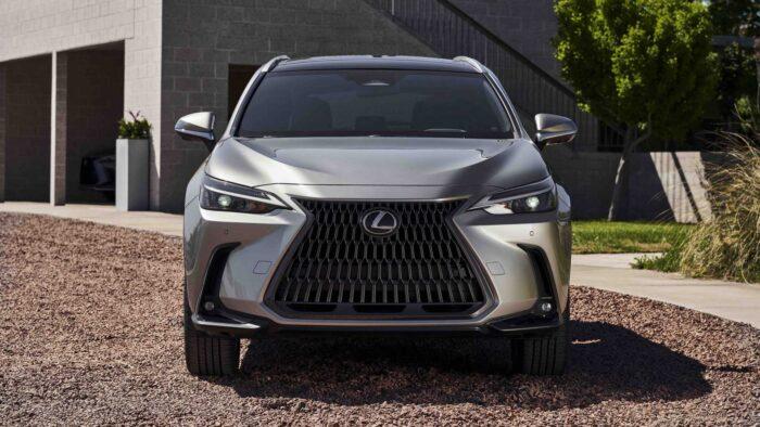 2022 lexus nx 350h nose لكزس NX
