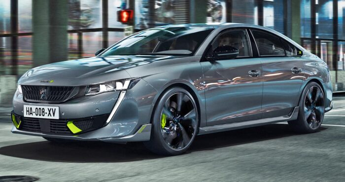 سيارة بيجو 508 2022