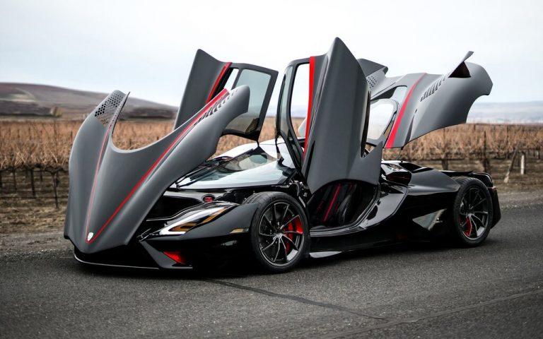 أسرع 10 سيارات في العالم