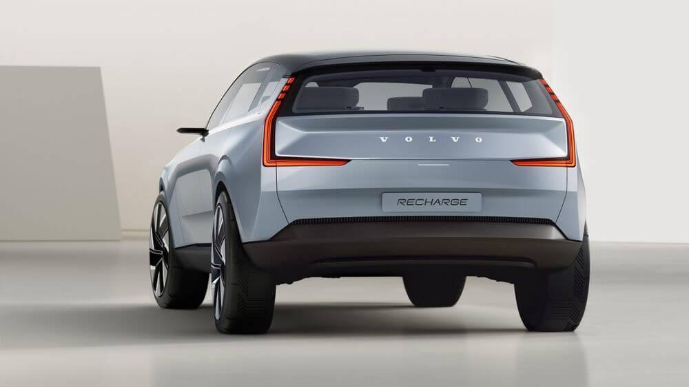 Volvo Concept Recharge 4