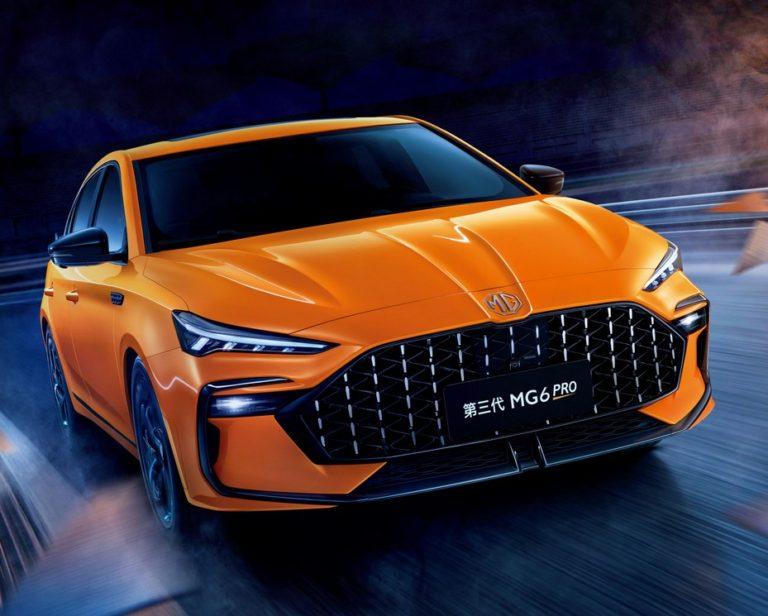سيارة ام جي 6 برو 2022