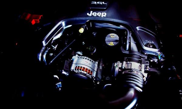 2022 Jeep Wrangler Engine رانجلر السيارة الكهربائية بالكامل