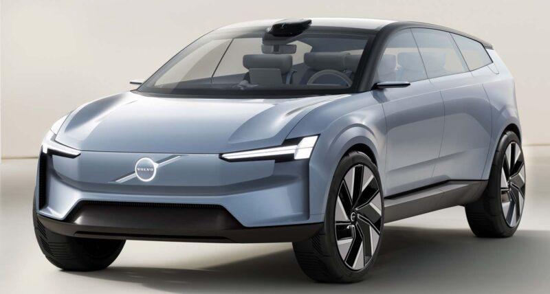 سيارة فولفو 2021 Volvo Concept Recharge