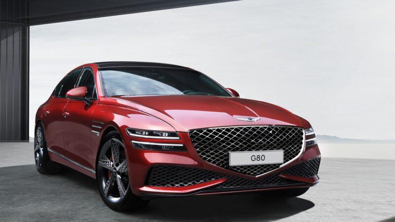 مميزات سيارة جينيسيس G80 سبورت 2022