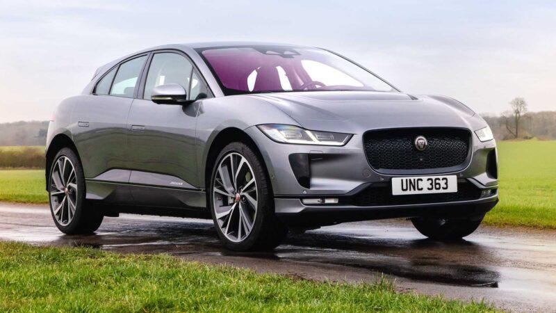 2022 jaguar i pace جاكوار I Pace 03