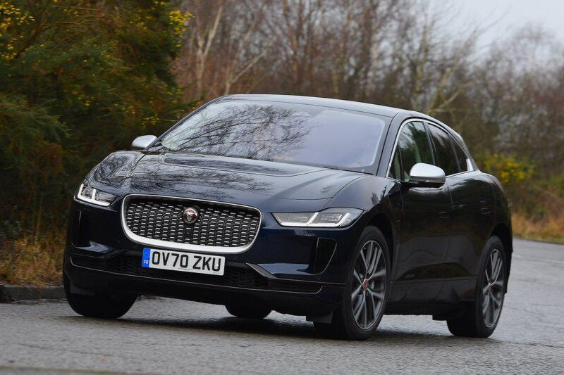 Jaguar I Pace جاكوار I Pace
