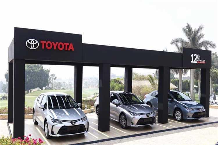 أسعار سيارات تويوتا