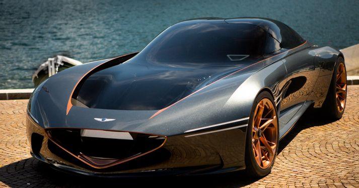 نماذج السيارات الكهربائية
