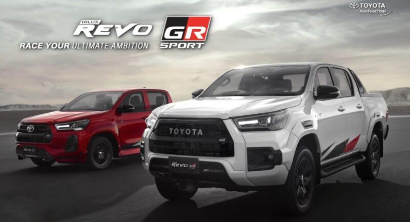 تويوتا هايلكس GR Sport